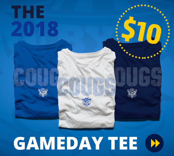 Official BYU Football Game Day T-Shirt