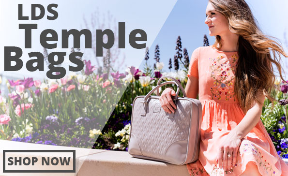 LDS Temple Bags