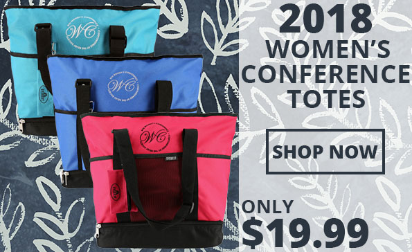 2018 Women's Conference Totes
