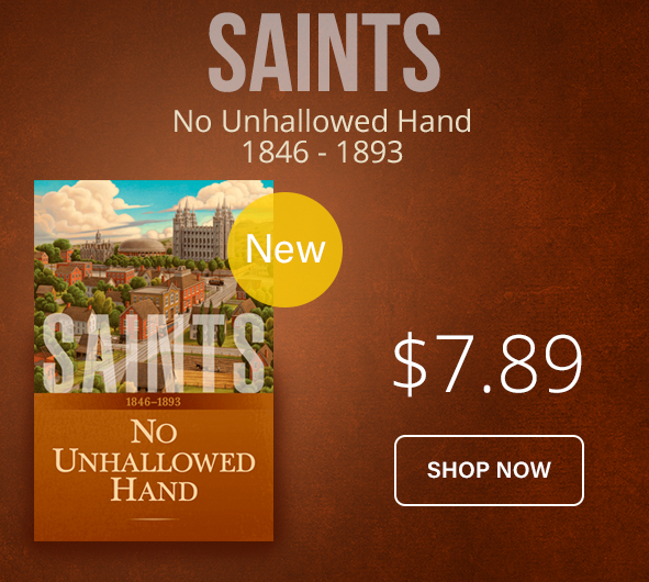 Saints Volume 2 - No Unhallowed Hand