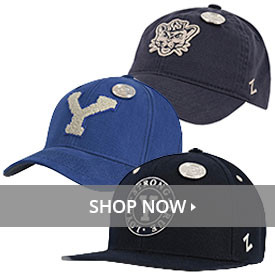 BYU Legacy Collection Hats