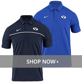 Men's BYU Polos & Dress Shirts