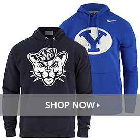Men's BYU Sweatshirts & Hoodies