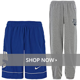 Men's BYU Shorts & Pants