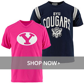 Youth BYU T-Shirts