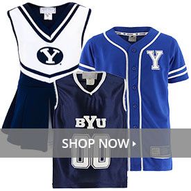 Youth BYU Jerseys