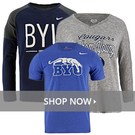 Shop All BYU T-Shirts