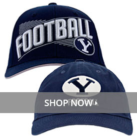 BYU Football Hats 228d813be233