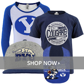 Youth BYU Apparel