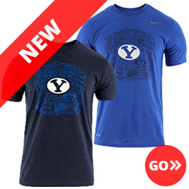 2019 BYU Football Game Day T-Shirts