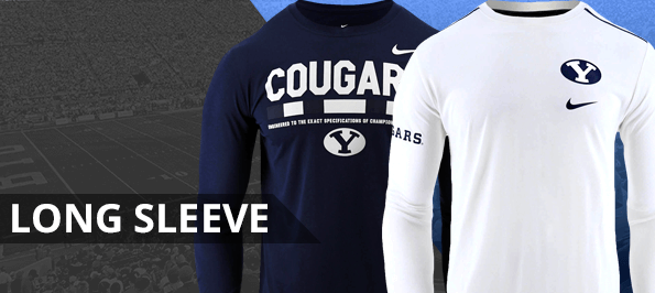Shop BYU Long Sleeve