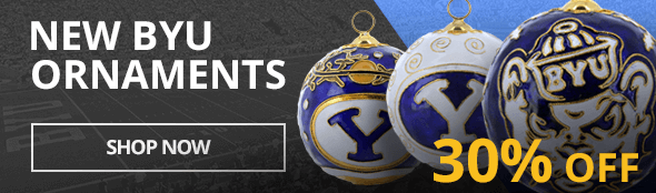 Shop BYU Ornaments