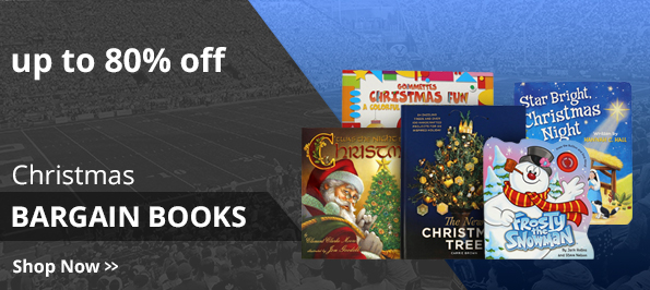 Christams Bargain Books