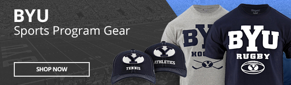 BYU Sports Program Gear