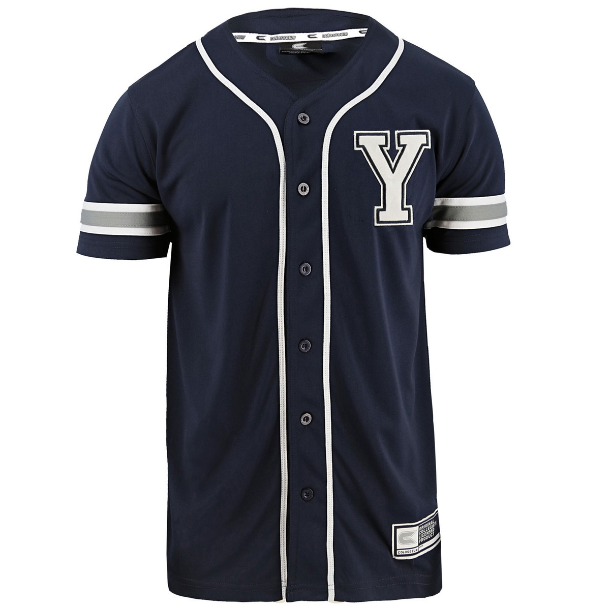 super popular 0a14d 621c1 Y Cougars BYU Baseball Jersey - Colosseum