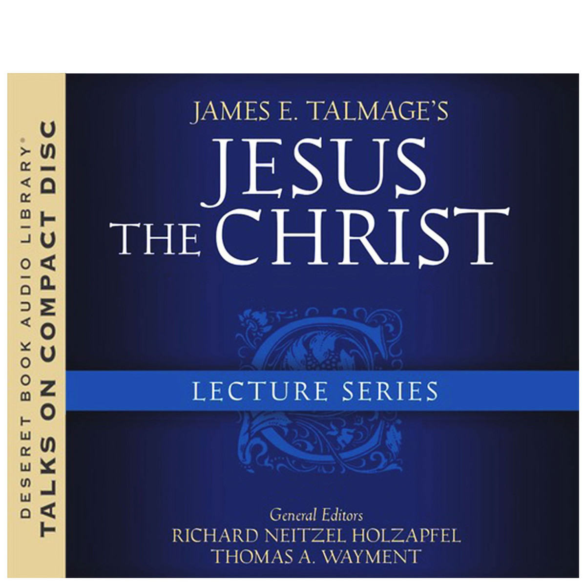 Custitemremovefromsearchapi false jesus the christ lecture series by james e talmage book on cd malvernweather Images