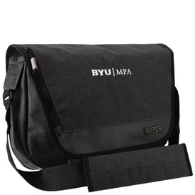 98a2ef0695d0 BYU MPA Messenger Bag - Ogio
