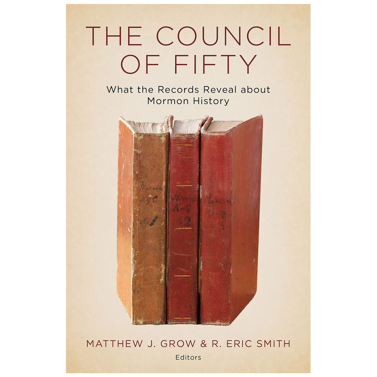 9781944394219 Council Of The Fifty
