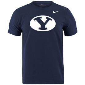 d4329d7d Dri-Fit Oval Y BYU T-Shirt - Nike