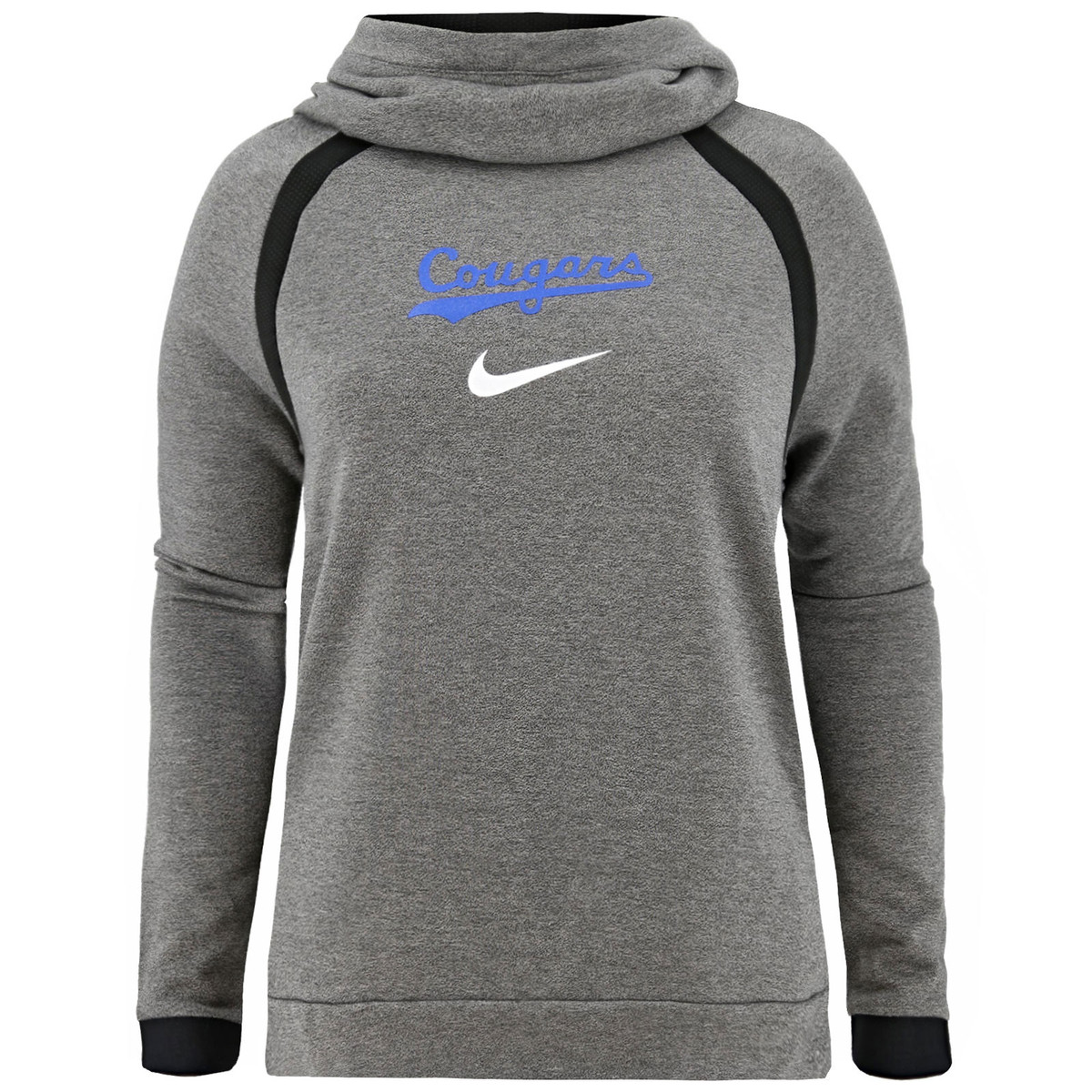 535cc06591dd Women s Dri-Fit Cougars BYU Hoodie - Nike