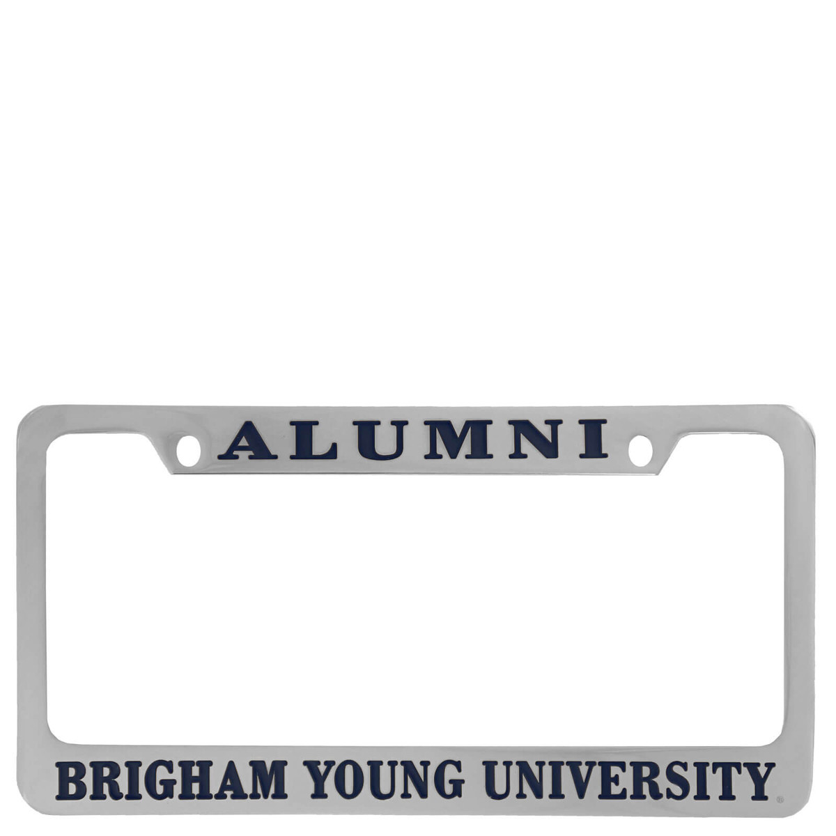 BYU License Plate Frames