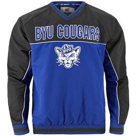 Colosseum BYU Cougars Sailor Coach Klein Windbreaker Men 2fb6655386cc