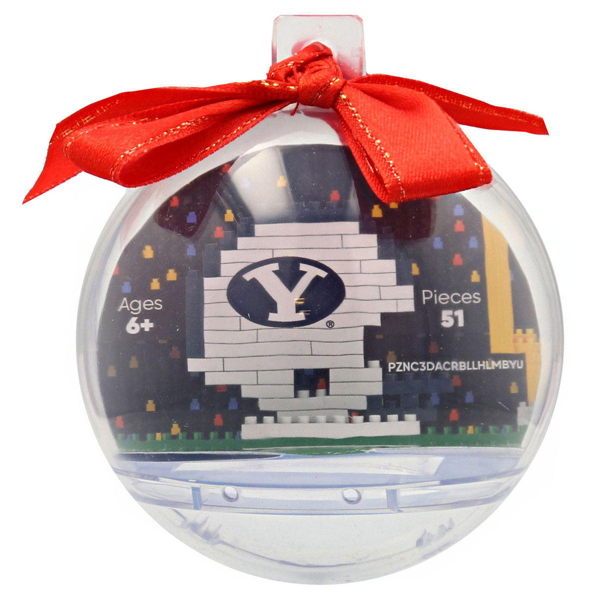 BYU Christmas Ornaments
