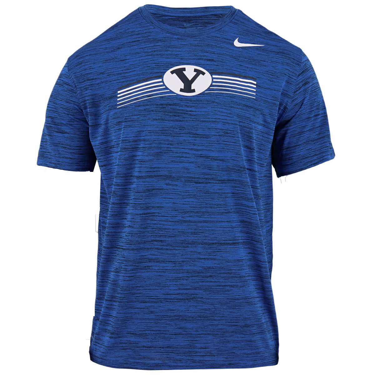 3731c4bf6d1 Dri-Fit Legend Velocity Oval Y Slanted Stripes T-Shirt - Nike