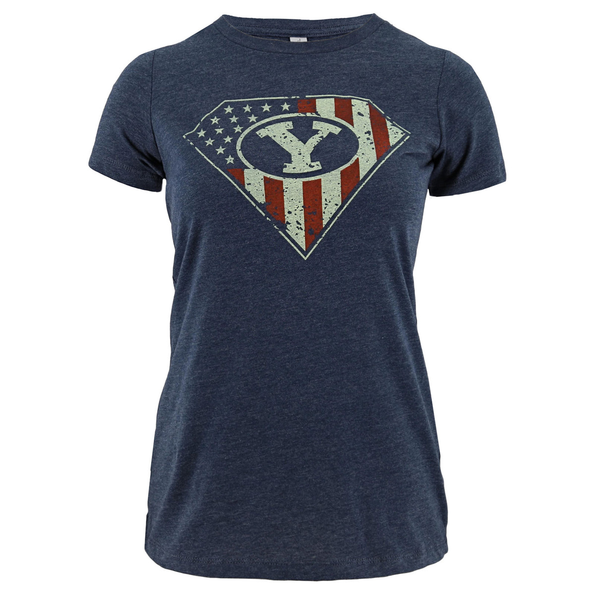 1b972a3f Women's BYU 2019 Patriotic T-Shirt
