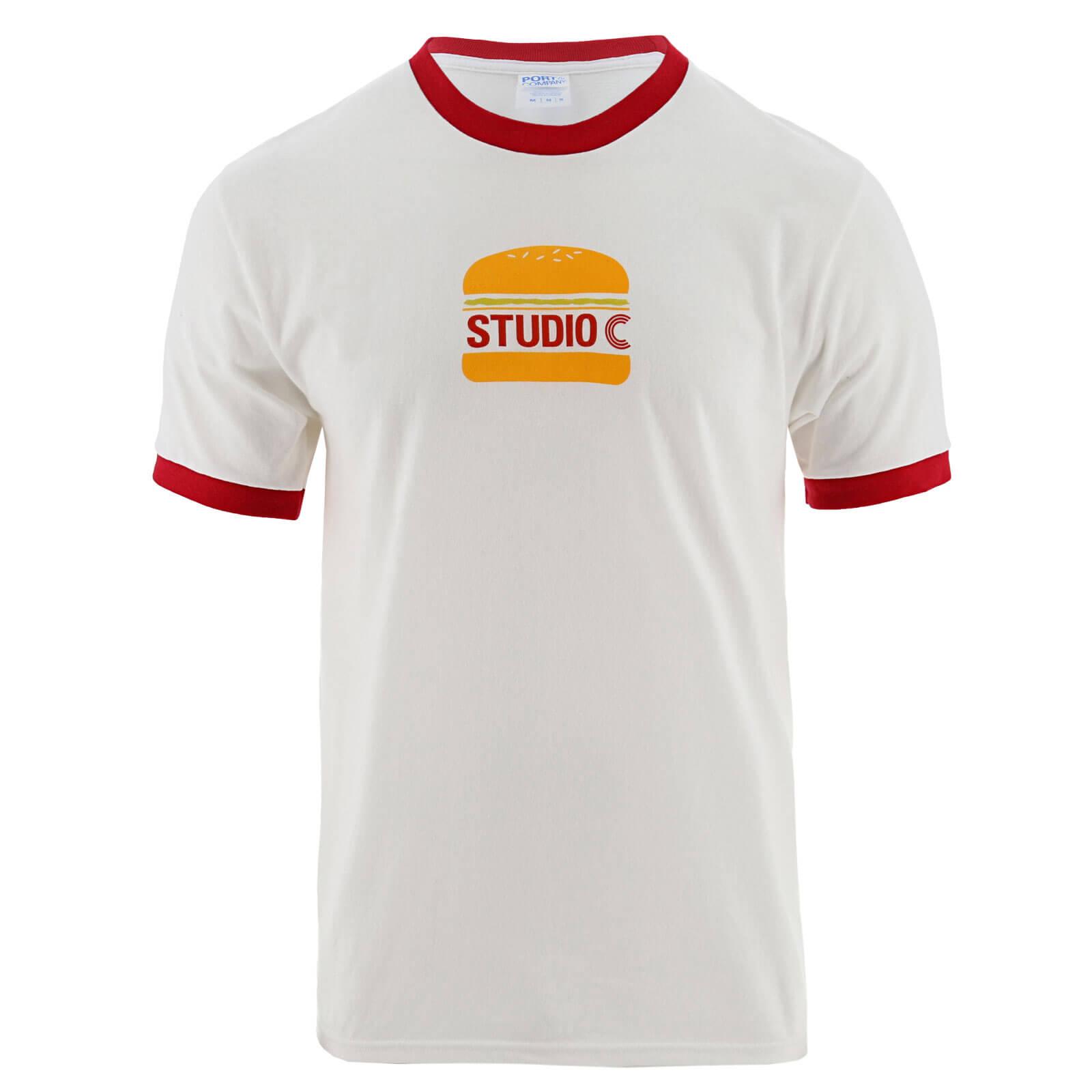Studio C Hamburger Raglan T-Shirt