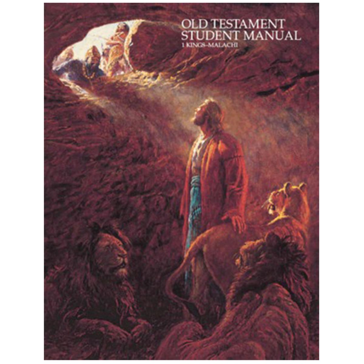 Doctrine & covenatns and church history seminary student study.