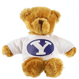Byu T Shirt Bear Stuffed Animal 6