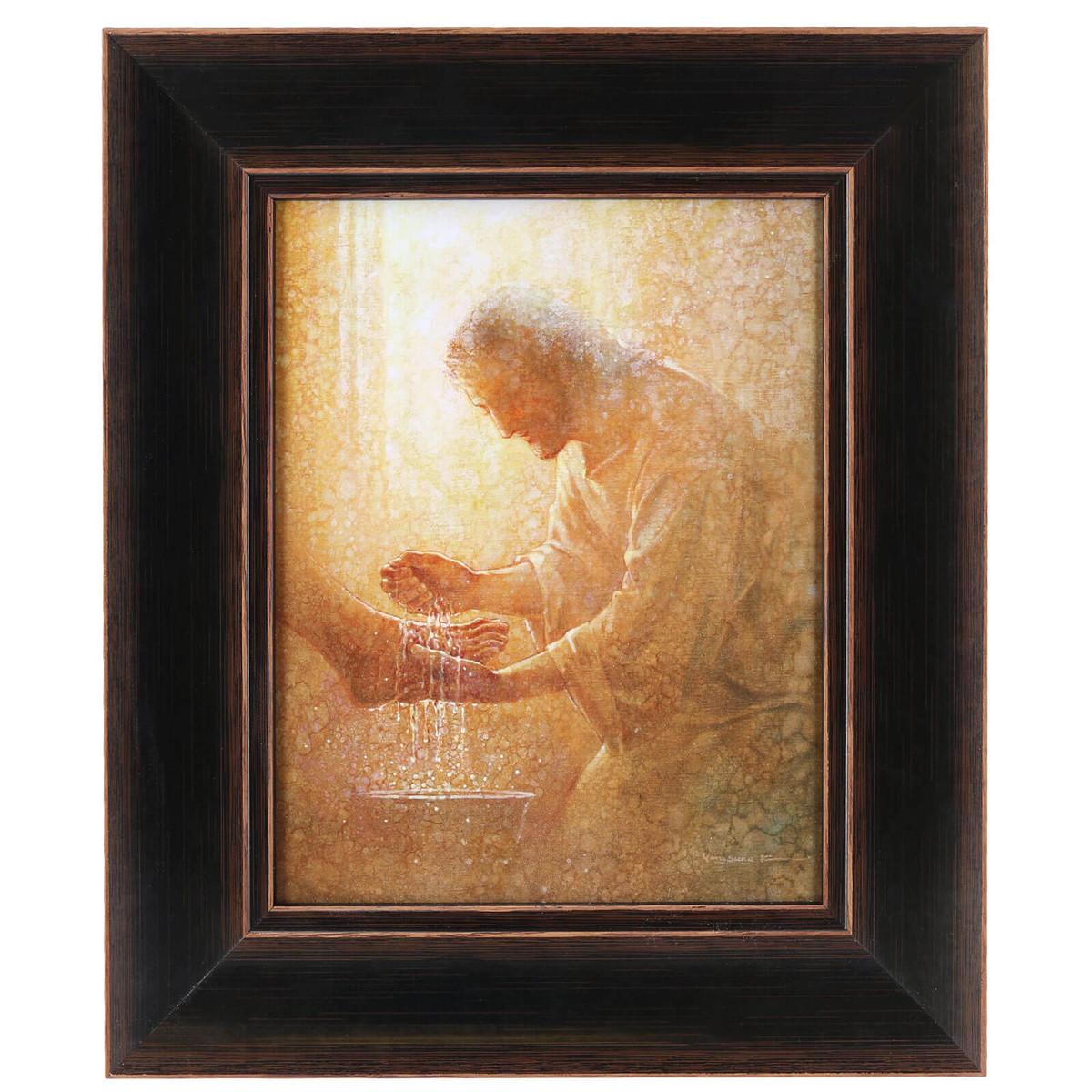 Framed Art: The Servant Frame by Yongsung Kim - 12\