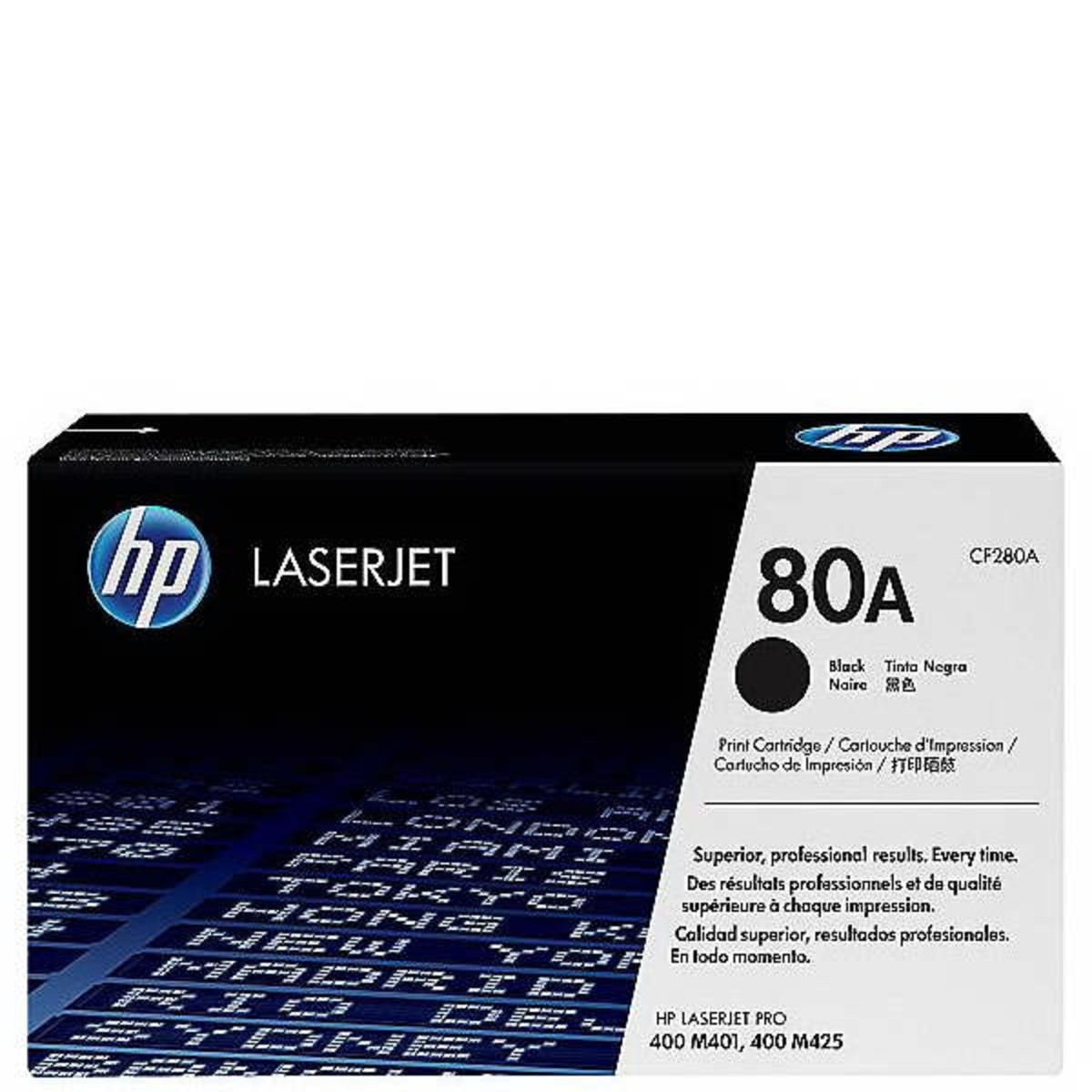 Toner Ink Tinta Catridge Hp 950 Xl Black Original Laserjet Print Cartridge 80a