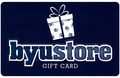 BYU Store Gift Card