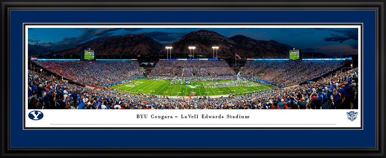 BYU LaVell Edwards Stadium